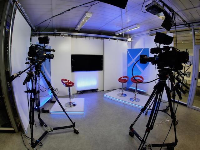 Studio TV a Bedano