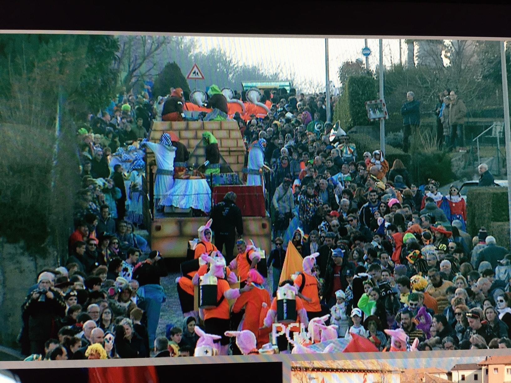Carnevale Novazzano 2016